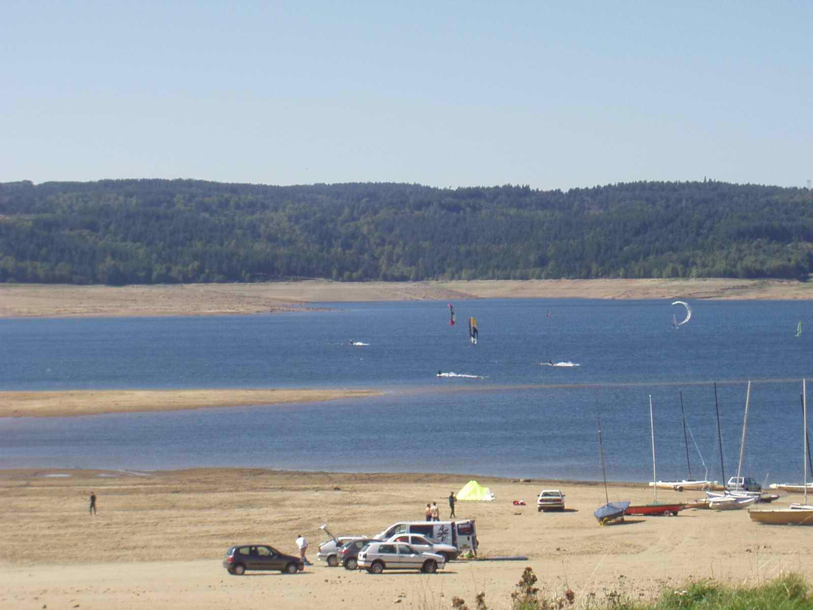 Lac de Naussac - Dimanche 30 Mai ? P9200192