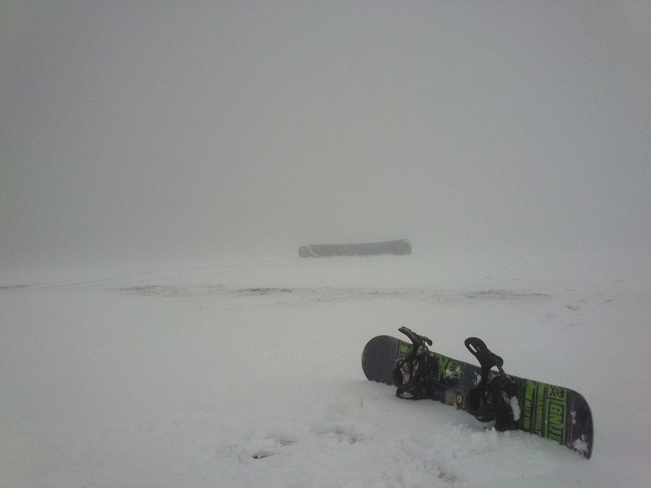 21 Avril - Double session: Estables (Snow) + Naussac (Water) 10
